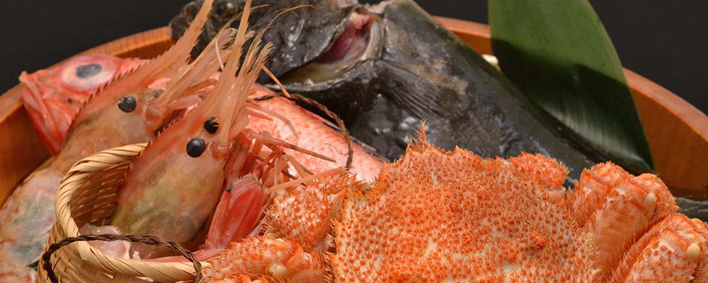 海鮮が美味しい 和風びすとろ しゅん亭