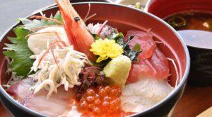 海鮮丼 和風びすとろ しゅん亭